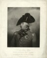 King George III, by Benjamin Smith, published by  John Boydell, after  Sir William Beechey - NPG D33155