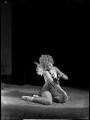 Helen ('Bunty') Kelley (later Bernstein) as Cupid in 'Queen of Hearts', by Bassano Ltd - NPG x153487