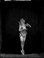 Helen ('Bunty') Kelley (later Bernstein) as Cupid in 'Queen of Hearts', by Bassano Ltd - NPG x153493