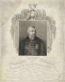 King George III, by Thomas Illman, printed and published by  E. Cartwright & Co, after  William Derby - NPG D33158
