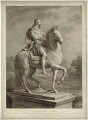 King George III, published by William Bromley, after  Sir Richard Westmacott - NPG D33167