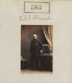 George Thomas Keppel, 6th Earl of Albemarle, by Camille Silvy - NPG Ax50264