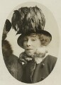 Maud (née Holt), Lady Beerbohm Tree, by Bassano Ltd - NPG x85788