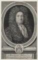 Mordecai Abbot, by Robert White, after  Jonathan Richardson - NPG D31187
