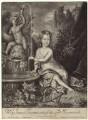 James Thynne, by William Faithorne Jr, after  Johann Kerseboom - NPG D31215