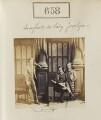 Robert Jocelyn, 4th Earl of Roden; Hon. Frederick Spencer Jocelyn, by Camille Silvy - NPG Ax50313