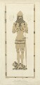 Sir Thomas Cheyne, by John Green Waller, after  L.A.B. Waller - NPG D33178