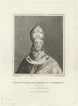 Henry Chichele, by Edward Harding, after  Silvester Harding - NPG D33182