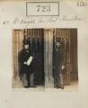 Sir Frederic Winn Knight; Lord Claud Hamilton, by Camille Silvy - NPG Ax50359