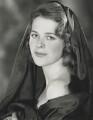 Lady Antonia Fraser (née Pakenham), by Madame Yevonde - NPG x131734