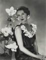 June (née Howard-Tripp), Lady Inverclyde, by Madame Yevonde - NPG x131738