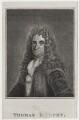 Thomas D'Urfey, after Edward Gouge - NPG D31265