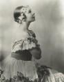 Lydia Lopokova, by Madame Yevonde - NPG x131743