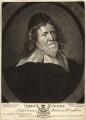 Inigo Jones, by Valentine Green, after  Sir Anthony van Dyck - NPG D9267