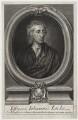 John Locke, by George Vertue, after  Sir Godfrey Kneller, Bt - NPG D31279