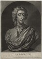 John Locke, by John Faber Jr, published by  Thomas Bowles Jr, and published by  John Bowles - NPG D31281