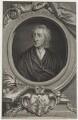 John Locke, by George Vertue, after  Sir Godfrey Kneller, Bt - NPG D31283