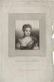 Grace (née Norton), Lady Gethin, by Edward Scriven, after  A. Dickson - NPG D31297