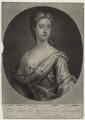 Henrietta Pelham-Holles (née Godolphin), Duchess of Newcastle, by Francis Kyte, published by  John Bowles, after  Sir Godfrey Kneller, Bt - NPG D31314