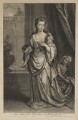 Mary Butler (née Somerset), Duchess of Ormonde, by and published by John Smith, after  Sir Godfrey Kneller, Bt - NPG D31315
