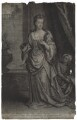 Mary Butler (née Somerset), Duchess of Ormonde, by and published by John Smith, after  Sir Godfrey Kneller, Bt - NPG D31318