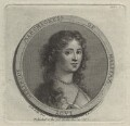 Gertrude Savile (née Pierrepont), Marchioness of Halifax, by Francesco Bartolozzi, after  Sir Peter Lely - NPG D31319