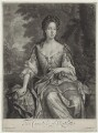 Catherine Manners (née Noel), Duchess of Rutland, by and published by John Smith, after  Sir Godfrey Kneller, Bt - NPG D31320