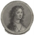 Gertrude Savile (née Pierrepont), Marchioness of Halifax, by Francesco Bartolozzi, after  Sir Peter Lely - NPG D31329