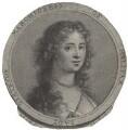 Gertrude Savile (née Pierrepont), Marchioness of Halifax, by Francesco Bartolozzi, after  Sir Peter Lely - NPG D31329