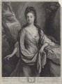 Anne Kynnesman (née Clarke), by and published by John Smith, after  Godfried Schalcken - NPG D31340