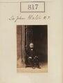 John Benn-Walsh, 1st Baron Ormathwaite, by Camille Silvy - NPG Ax50423
