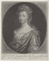 Elizabeth Cutts (née Pickering), Lady Cutts of Gowran, by John Smith, after  Sir Godfrey Kneller, Bt - NPG D31355