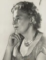 Dame Rebecca West (Cicily Isabel Andrews (née Fairfield)), by Madame Yevonde - NPG x27348