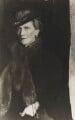 Nancy Astor, Viscountess Astor, by Madame Yevonde - NPG x126