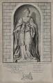Queen Anne, by John Sturt, after  Unknown artist - NPG D31367