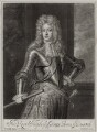 Prince George of Denmark, Duke of Cumberland, by and published by John Smith, after  Sir Godfrey Kneller, Bt - NPG D31372