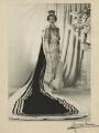 Princess Alice, Duchess of Gloucester, by Madame Yevonde - NPG x24423