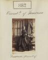 Caroline Susan Augusta Agar (née Barrington), Countess of Normanton, by Camille Silvy - NPG Ax50474