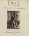 James Charles Herbert Welbore Ellis Agar, 3rd Earl of Normanton, by Camille Silvy - NPG Ax50475