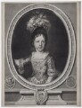 Prince James Francis Edward Stuart, by Gérard Edelinck, after  Nicolas de Largillière - NPG D31380