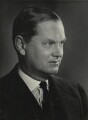 Evelyn Waugh, by Madame Yevonde - NPG x29851