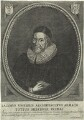 James Ussher, published by Peter Stent, after  Unknown artist - NPG D33197