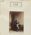 Lord Mark Ralph George Kerr, by Camille Silvy - NPG Ax50495