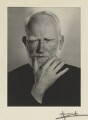 George Bernard Shaw, by Madame Yevonde - NPG x24425