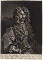 John Vaughan, 3rd Earl of Carbery, by and published by John Simon, after  Sir Godfrey Kneller, Bt - NPG D31415