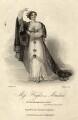 Elizabeth Hughes, by James Thomson (Thompson), after  John Partridge - NPG D9277