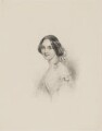 (Flora) Caroline Elizabeth Vivian (née Cholmeley), by John Jewell Penstone, after  John Hayter - NPG D33231