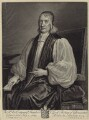 Edward Fowler, by and published by John Smith, after  Sir Godfrey Kneller, Bt - NPG D31427