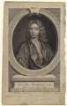 James Gardiner, by George Vertue, after  John Verelst - NPG D31428