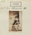 Hon. Anna Maria Louisa Elliot (née Barnewall), by Camille Silvy - NPG Ax50555